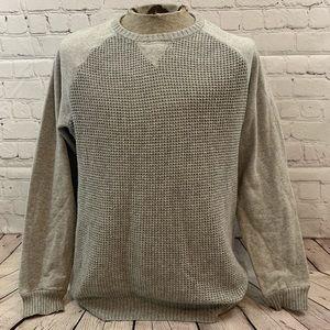 Aeropostale Prince & Fox Mens Sweater Size Large